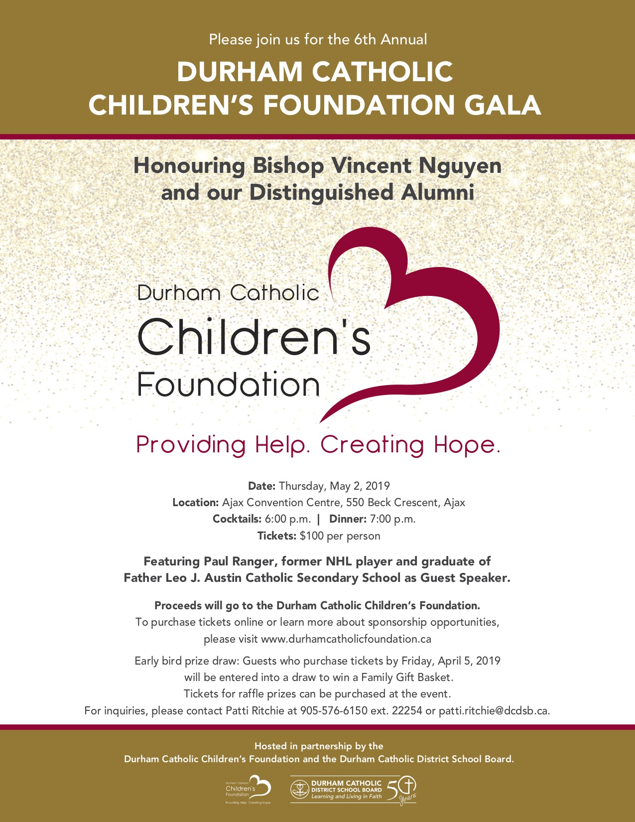 Foundation Gala Poster