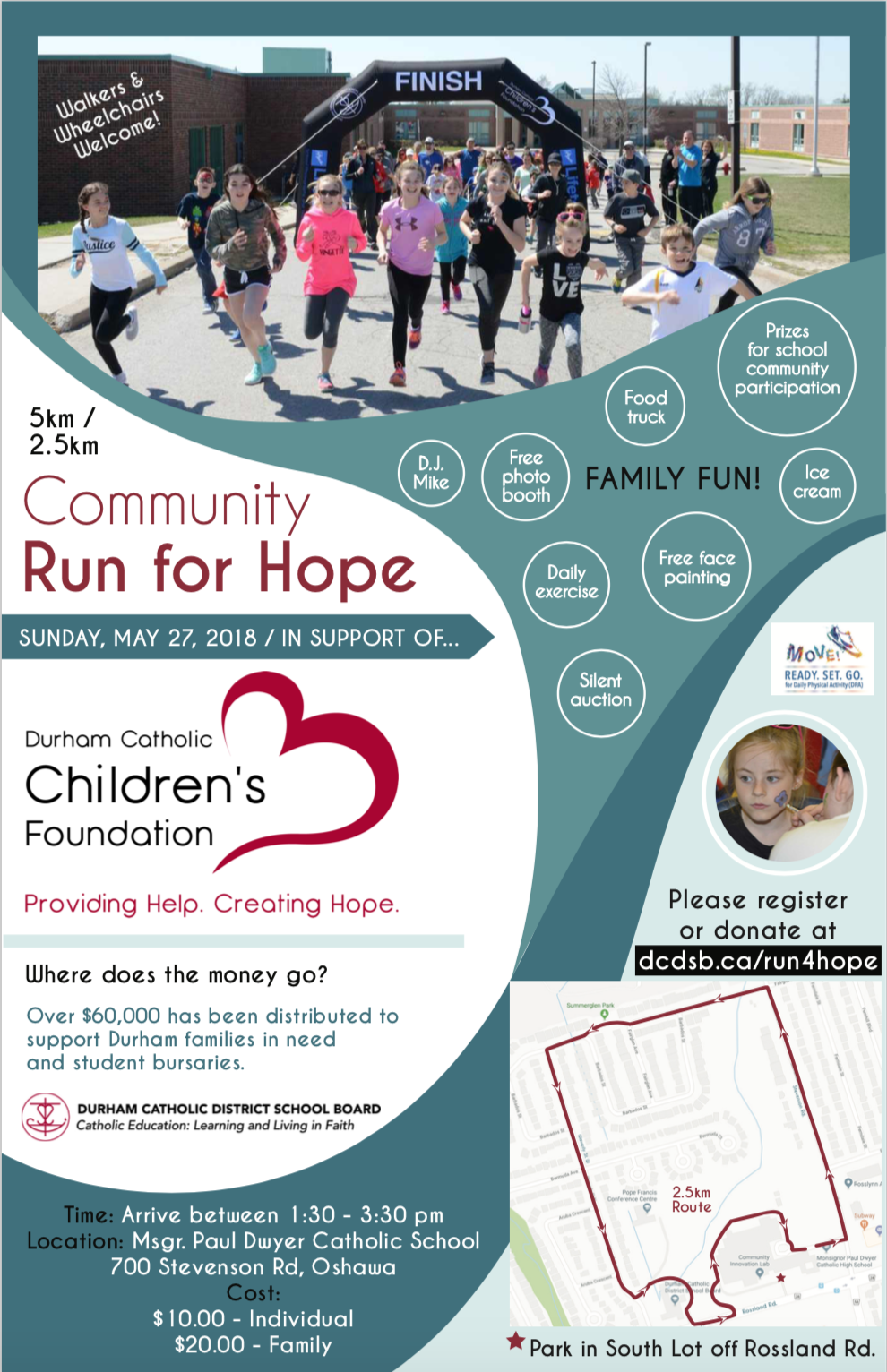 Run for Hope Flyer